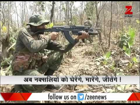 Watch: This is how CRPF attacked Naxalites, took Sukma Attack revenge