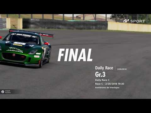 Gran Turismo SPORT -  Battle Brazil - Part 1
