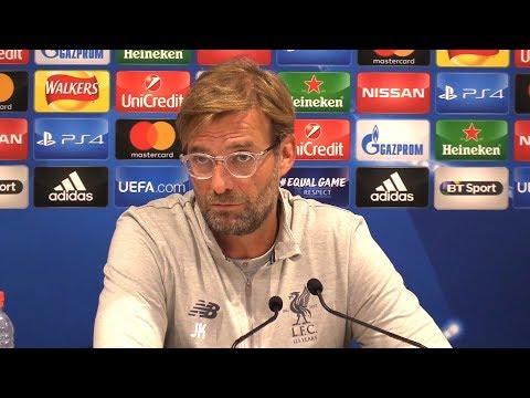 Liverpool 2-2 Sevilla - Jurgen Klopp Full Post Match Press Conference - Champions League