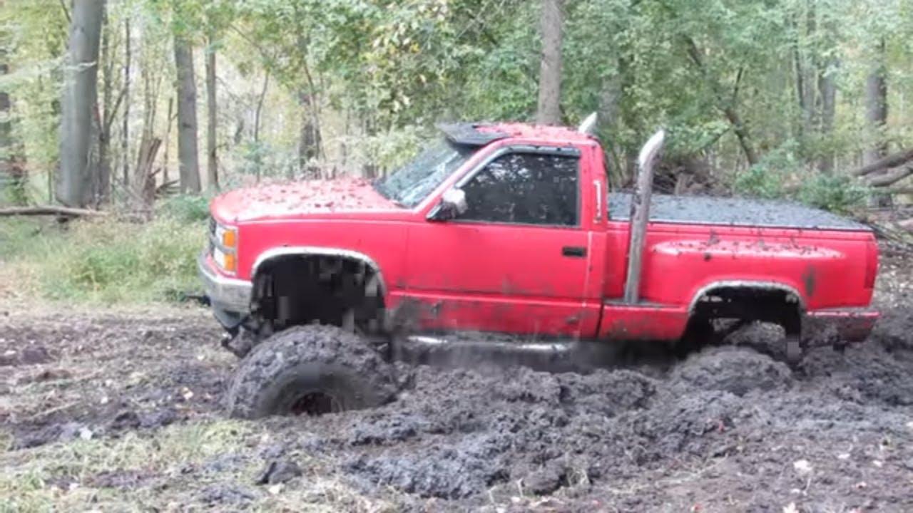 mudboging