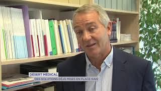 Désert médical : des solutions déjà mises en place dans les Yvelines