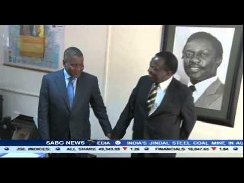 Aliko Dangote is investing 400 million U.S. dollars in Zimbabwe