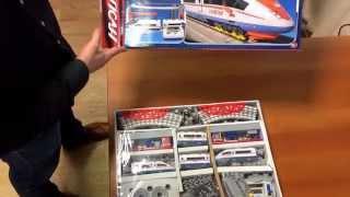 Огляд залізниці, Швидкісний потяг Сапсан Т300