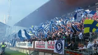 Peking Fanz tifo - Örebro SK - IFK Norrköping 2018