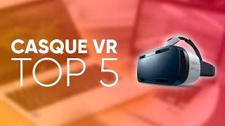 TOP5 : MEILLEUR CASQUE VR (2018)