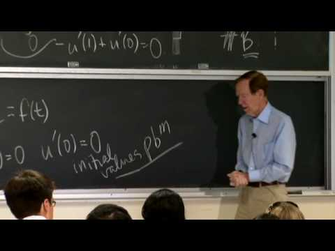 Rec 2 | MIT 18.085 Computational Science and Engineering I, Fall 2008