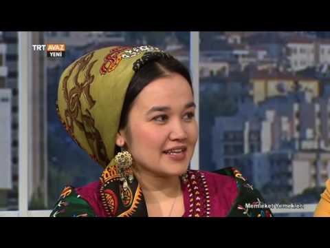 Türkmen Yemeği Doğrama