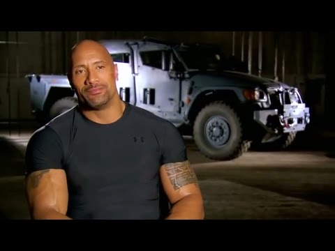 Fast And Furious 7 Action Scenes (Behind The Scenes) 2 Hours