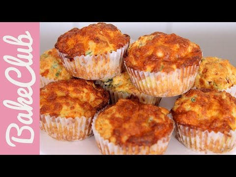 Pizza Muffins   BakeClub