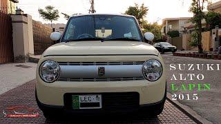Suzuki Alto (Lapin) 660cc 2015|Spec, Features and Price|Mux Roads
