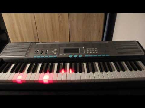 Leuchttasten Keyboard - Modelle für Anfänger