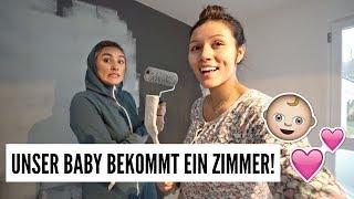 UNSER BABY BEKOMMT EIN ZIMMER! | 20.01.2018 | ✫ANKAT✫
