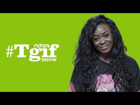 BBNaija's Uriel Oputa on the NdaniTGIFShow