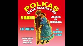 Mariachi Oro De Mexico - Polkas Con Mariachi (disco Completo)