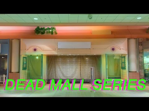 DEAD MALL SERIES : DEAD IN PENNSYLVANIA : Columbia Mall in Bloomsburg