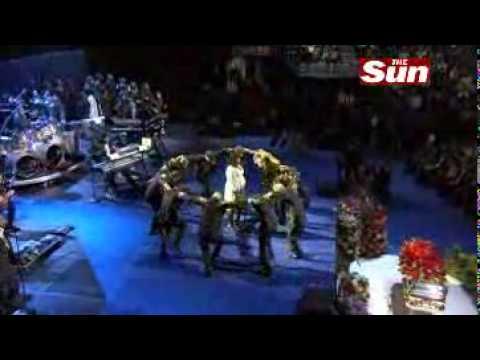 Toàn cảnh lễ tang Michael Jackson