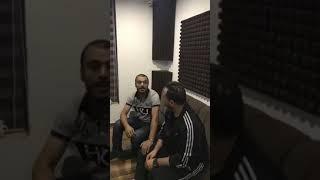 عيسى الصقار و حسين السلمان في جلسة خاصة