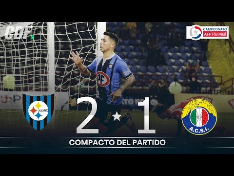 Huachipato Audax Italiano Goals And Highlights