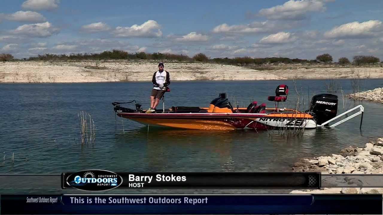 Lake Amistad Tx Bass Fishing Southwest Outdoors Report 7