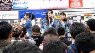 4月23日タワーレコード川崎で開催された「ANNA☆S」インストアライブ動画...