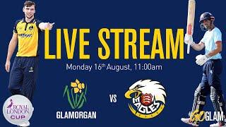 Glamorgan vs Essex Eagles - R…