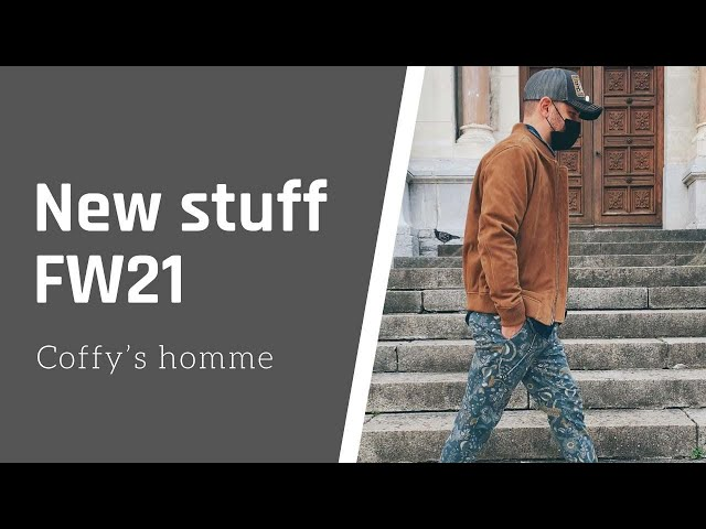 New stuff by Coffy's homme !