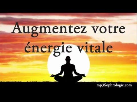 Sophrologie - Augmentez et libérez votre énergie vitale