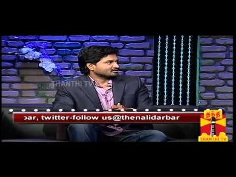 Thenali Darbar - RJ Senthil Kumar (Mirchi Senthil) 25.09.2013 Thanthi TV