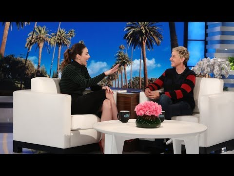 Whitney Cummings vs. Had Ellen DeGeneres On Her Vision Board