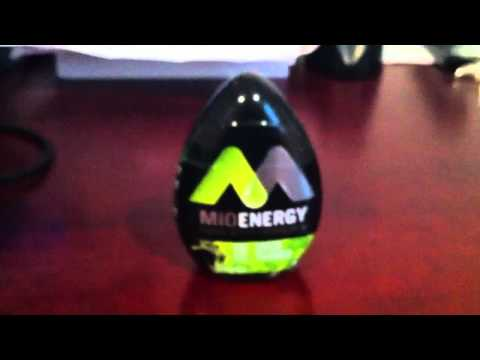 New Mio energy Green Thunder review