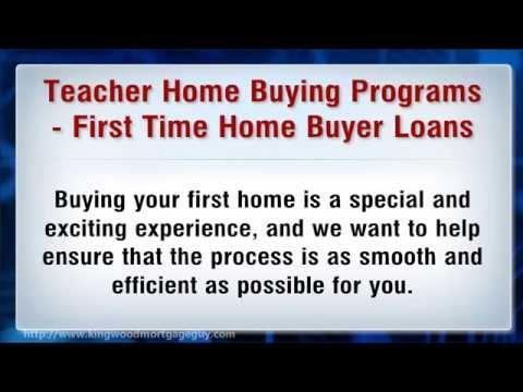 Teacher Home Buying Grant Program