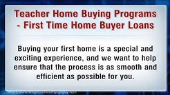 Teacher Home Buying Grant Program