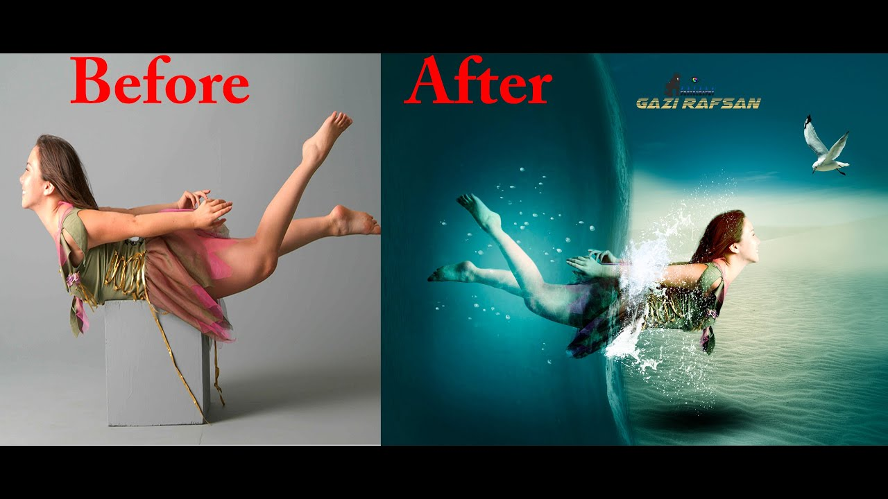 photo manipulation tutorial photoshop cc water effect photo manipulation tutorial photoshop cc water effect