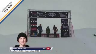 Worldcup Run in New Zealand - Andri Ragettli