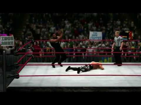 Mike Tyson Hits His Finisher In WWE '13 (Official)
