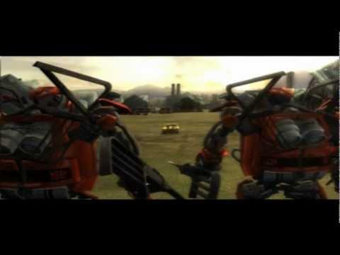 Transformers: El Videojuego - Campaña Autobot - Español