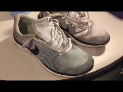 Resotoration on Nike free runs