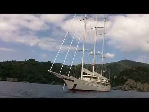 Athena mega yacht