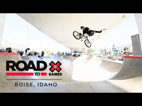 REPLAY: BMX Park Final at Road to X Games: Boise Park Qualifier 2018
