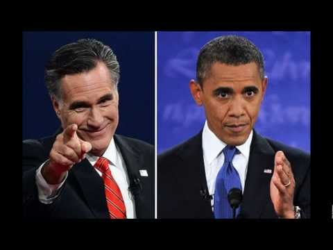 The Power of Body Language - Obama Romney