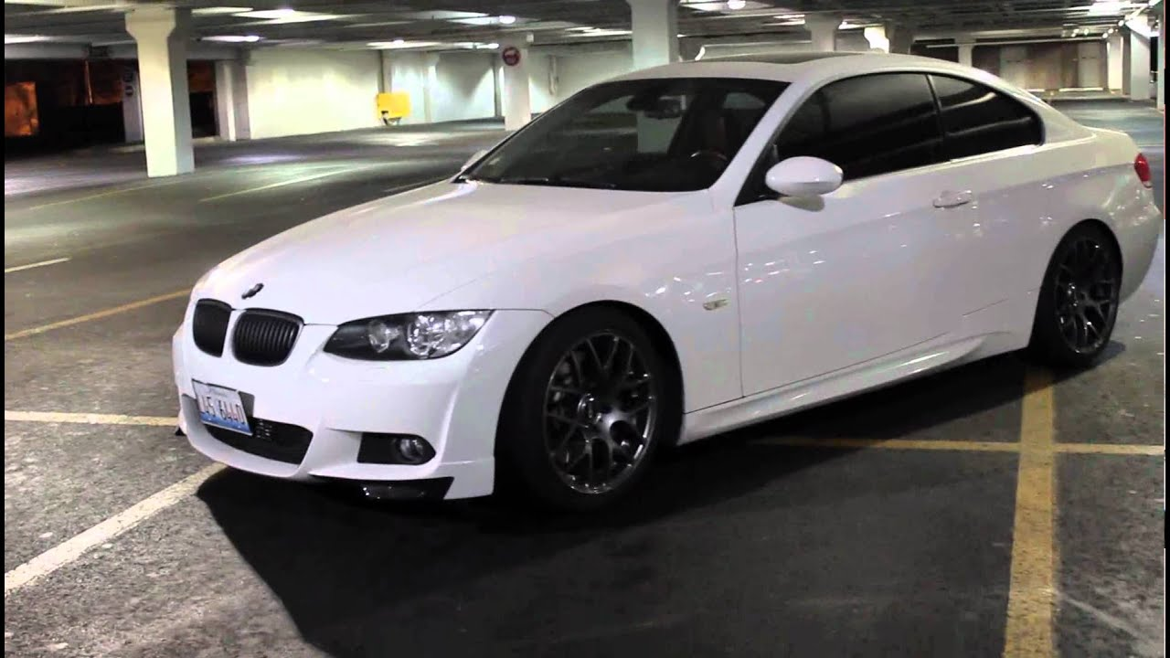 BMW I Modded Out YouTube - Bmw 335i images