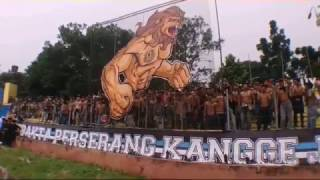 Black Labell Koreo 3D x PERSERANG Derby Tanah Jawara Perserang Vs Cilegon United
