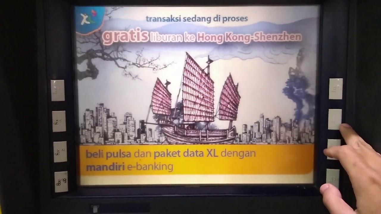 Cara Bayar Menggunakan ATM Mandiri - Paket Langganan Cilsy ...