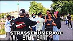 Kuzz.TV | Selbstbewertung !!! Idiotentest !!! | Straßenumfrage in Stuttgart Teil 1