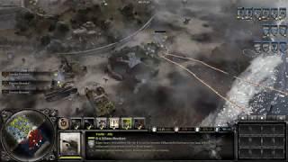 Company Of Heroes 2 | Battle For Omaha Beach!!