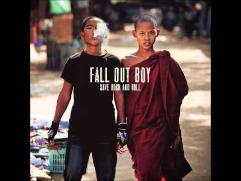 Fall Out Boy - The Phoenix (sped up version) - YouTube