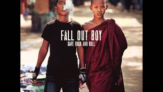 Fall Out Boy - The Phoenix (sped up version)