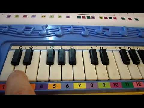 Go Down Moses Bible Songs Tutorial with Lyrics Play and Learn thumbnail