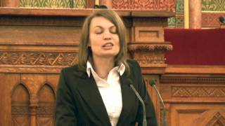 Molnár D. Erzsébet előadása Thumbnail