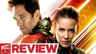 Ant-Man and The Wasp Review (2018)